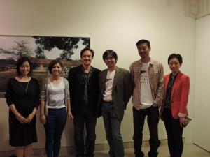左から、相川はづき監督、エマ・ライアン・ヤマザキ監督、鈴木やす(俳優・映画監督)、古川康介(映像作家、多摩美術大学映画演劇部、ブルックリンカレッジ映画学部卒業)、河野洋(イベント・音楽プロデューサー、Mar Creation, Inc.代表)