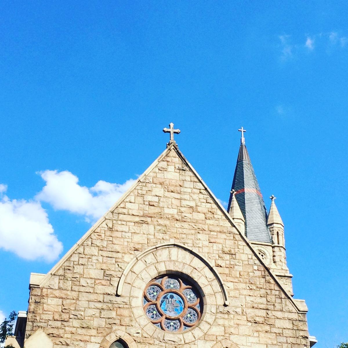 黒人の街ハーレムとゴスペル教会