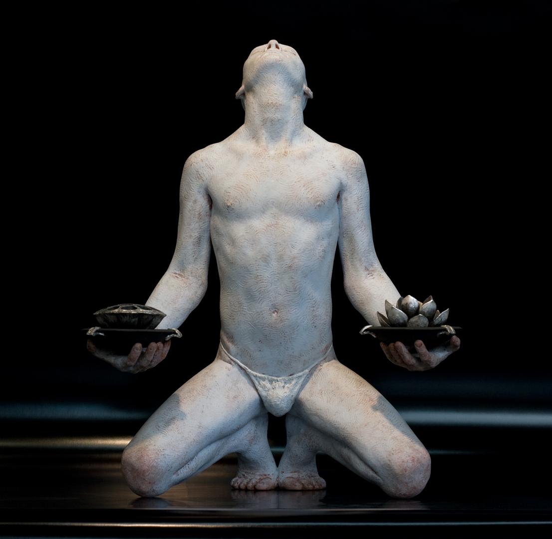 魂で感じる作品を生み出す彫刻家:Chie Shimizu | NY1PAGE