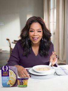 Oprah w OTG Soup